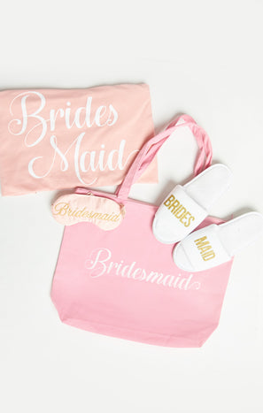 Ultimate Bridesmaids Pack ~ Pink