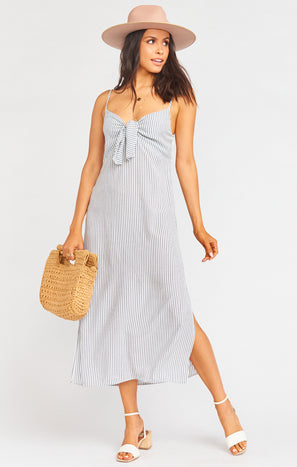 Sheridan Dress ~ Everyday Stripe