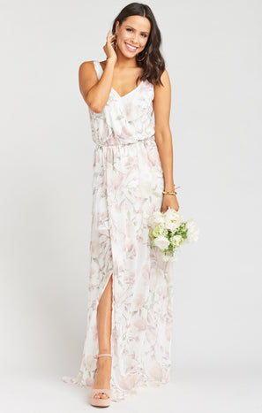Kendall Maxi Dress ~ Forever Vine
