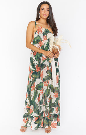 Rochester Maxi Dress ~ Paradise Found