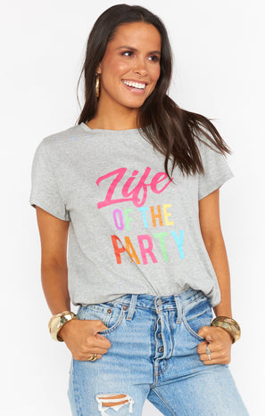 Oliver Tee ~ Life of the Party Graphic