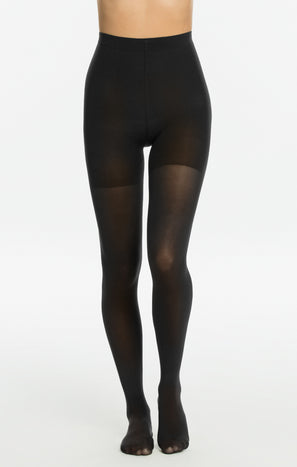 SPANX Tight-End Tights ~ Very Black