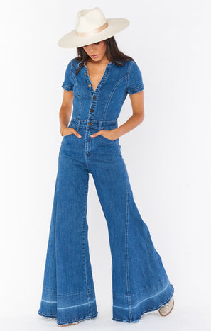 Baltimore Jumpsuit ~ Old Bay