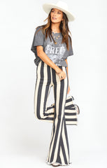 berkeley bells long ~ casablanca stripe