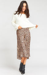 maci skirt ~ cheetah fever