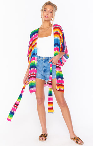 Ryry Wrap ~ Serape Party