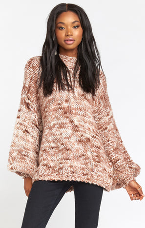 Jude Sweater ~ Oakwood Knit