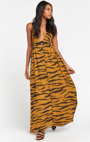 Ellory Maxi Dress ~ Great Tiger