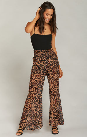 Roberts Party Pants ~ Donna Cheetah