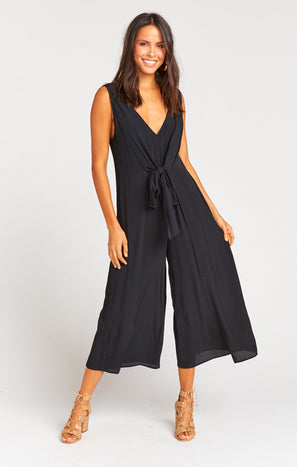 Paris Jumpsuit ~ Black