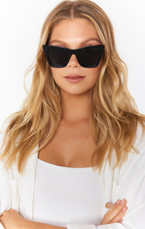 I-Sea Sunglasses Ashbury Sunglasses ~ Black