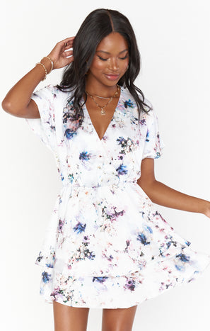 Shawna Dress ~ Floral Splash