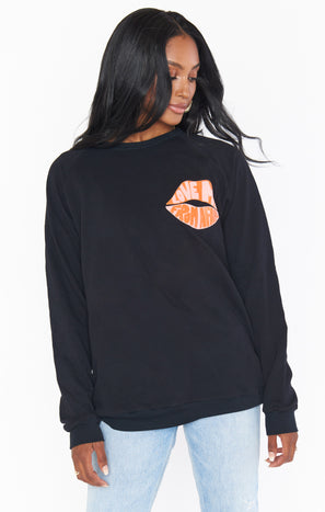 Vada Sweatshirt ~ Love Me Graphic