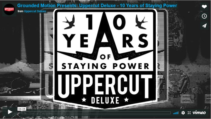 Uppercut Deluxe - 10 Years of Staying Power