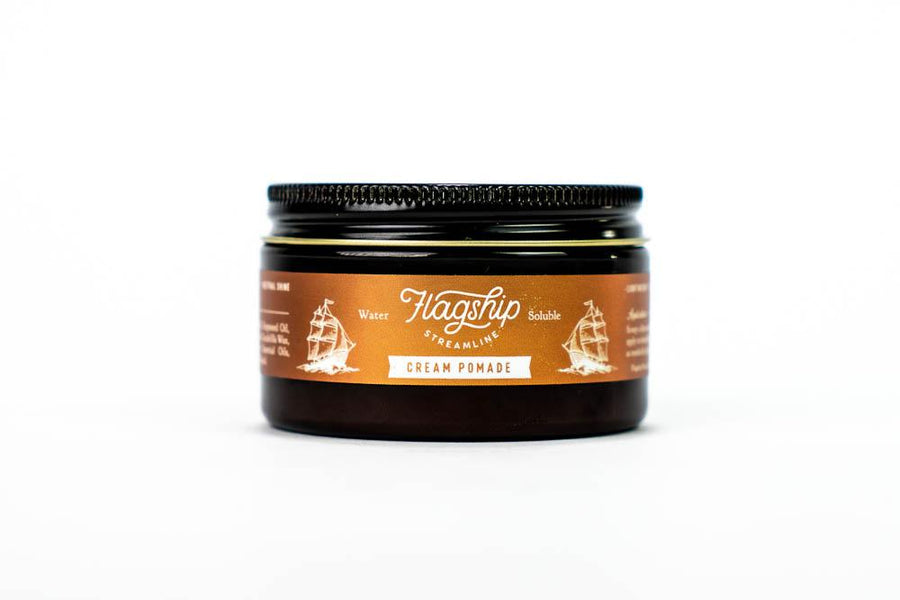 Flagship Streamline Cream Pomade