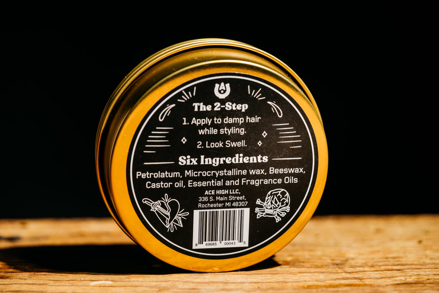 Ace High Co - Black Cat Pomade