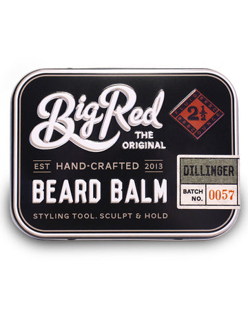 Big Red Beard Co Beard Balm 2.5oz.