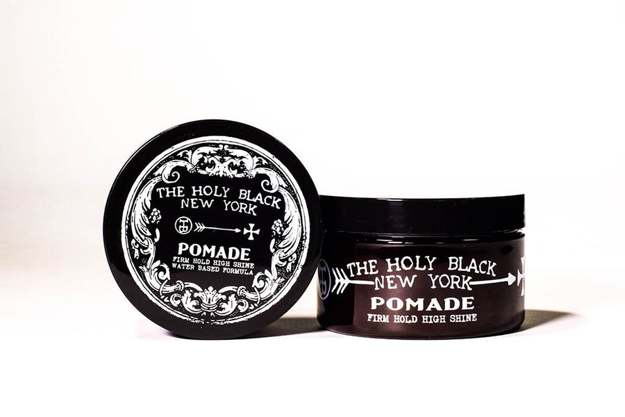 The Holy Black - High Shine Original Pomade - 4oz