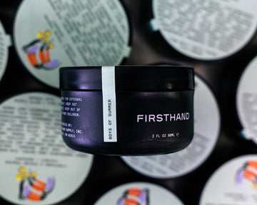Firsthand Supply x Toucan Trading Clay Pomade