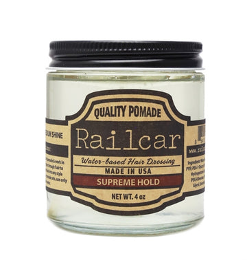 Railcar Pomade Supreme Hold