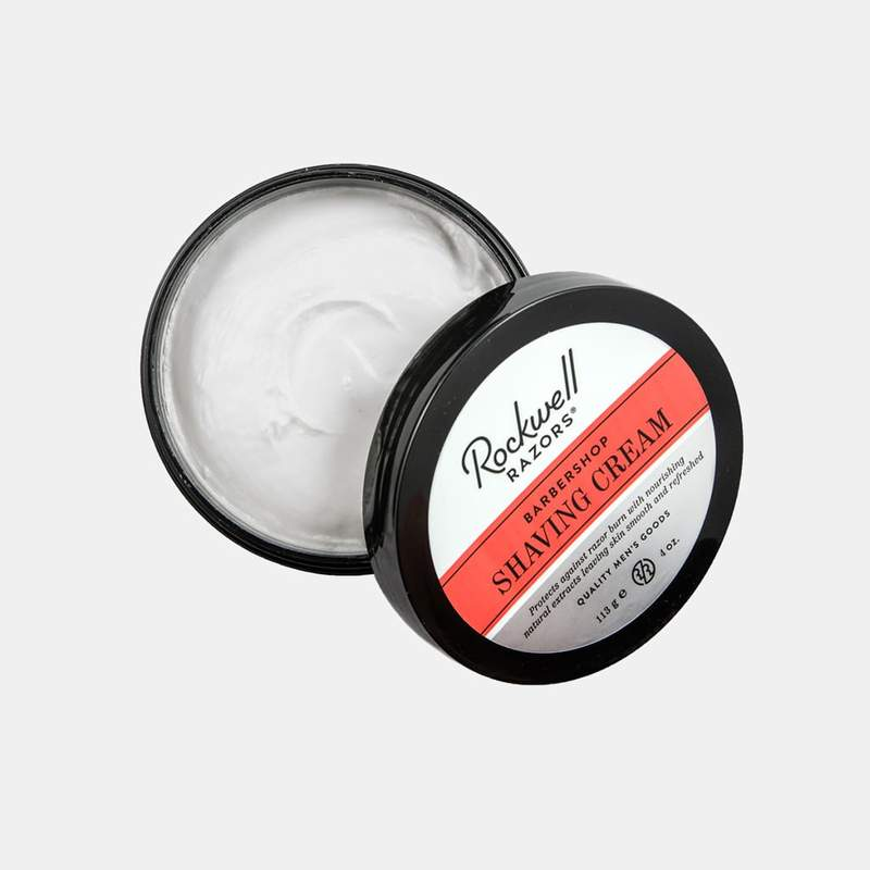 Rockwell Originals Shave Cream - Barbershop Scent