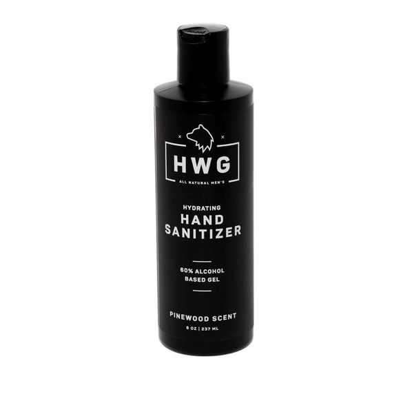 Hardworking Gentlemen Hydrating Hand Sanitizer