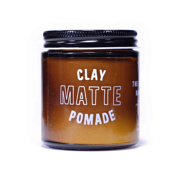 The Mailroom Barber Co - Matte Clay Pomade