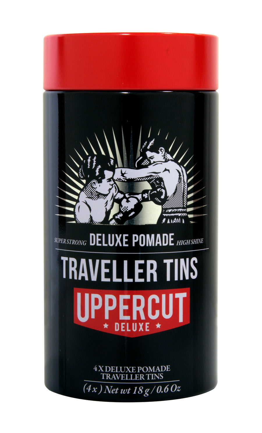 Uppercut Deluxe 'Deluxe Pomade' Traveller Tins