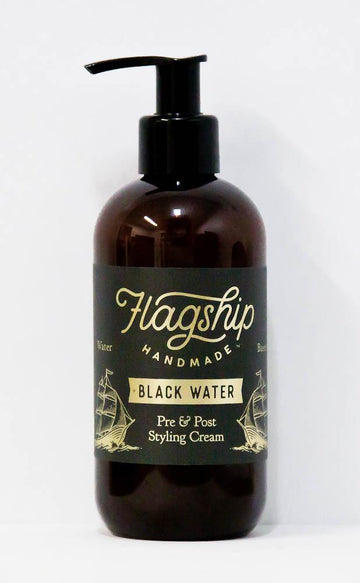 Flagship Black Water Pre/Post Styling Cream