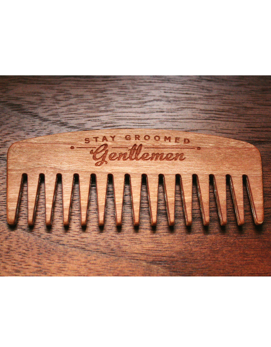 Big Red Beard Comb No.9 Cherry