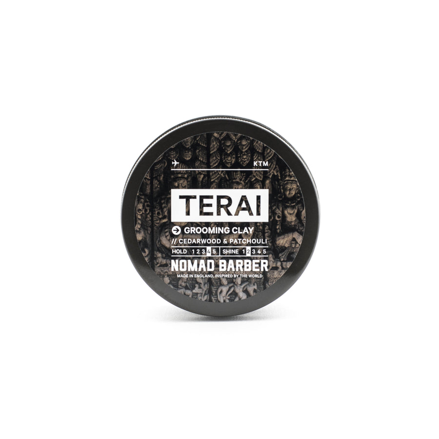 Nomad Barber Terai Clay