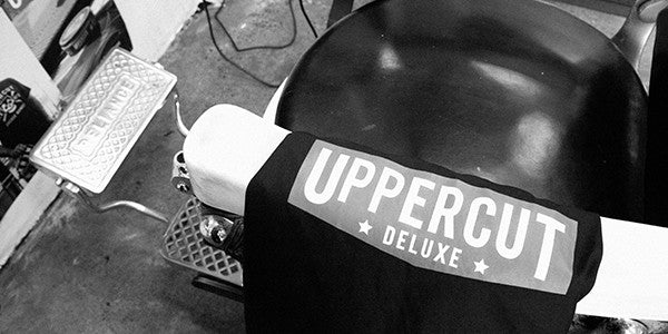 Uppercut Deluxe - Barbers Collection - Barber Cape