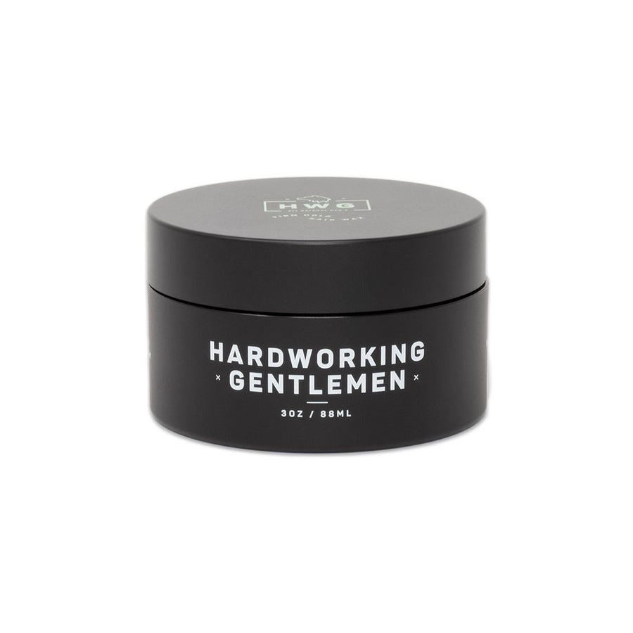 Hardworking Gentlemen Firm Hold Hair Wax