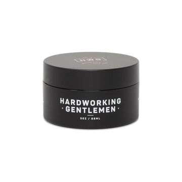 Hardworking Gentlemen Medium Hold Hair Clay