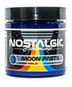 Nostalgic Grooming Moon Paste - Cosmic Coconut Firm Hold