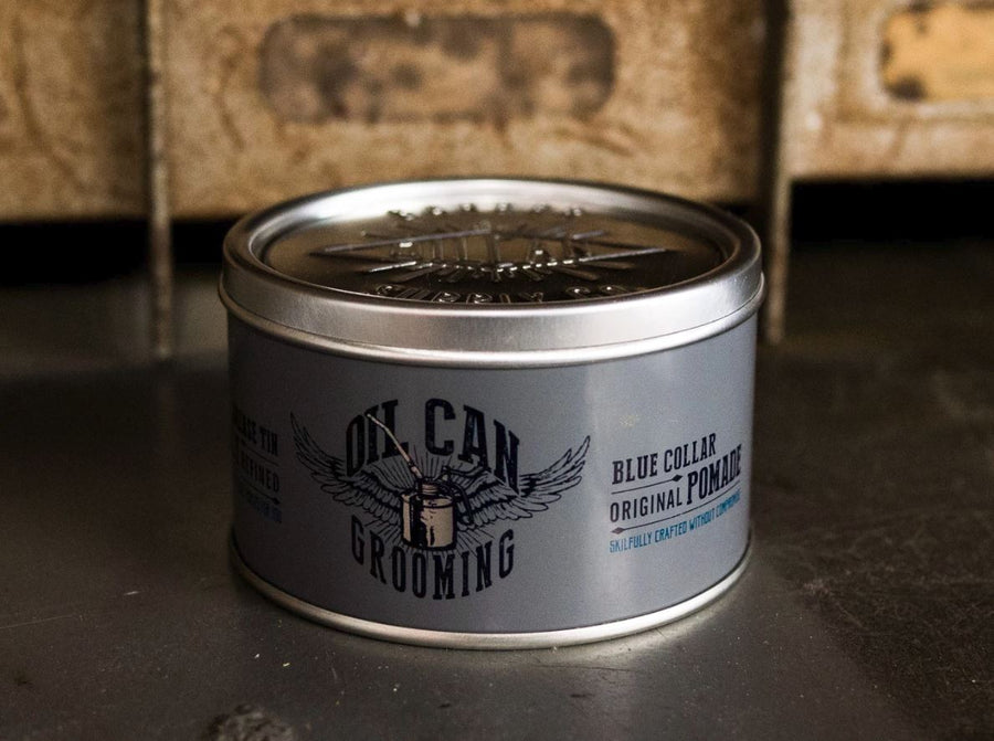 Oil Can Grooming Original Pomade - 100ML