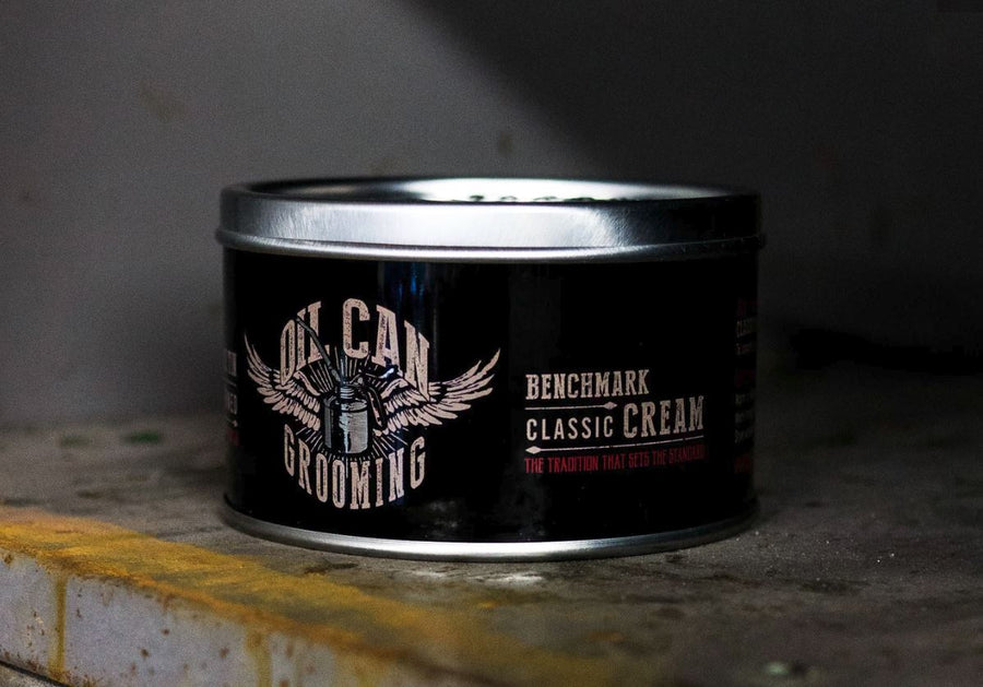 Oil Can Grooming Classic Cream - 100ML
