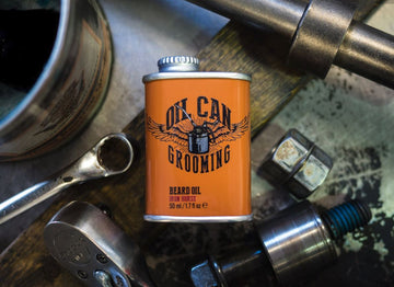 Oil Can Grooming - Iron Horse Beard Oil - 50ML