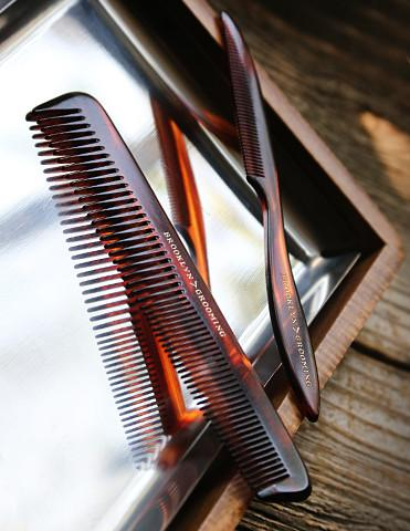 Brooklyn Grooming Men's Handmade Pocket Comb