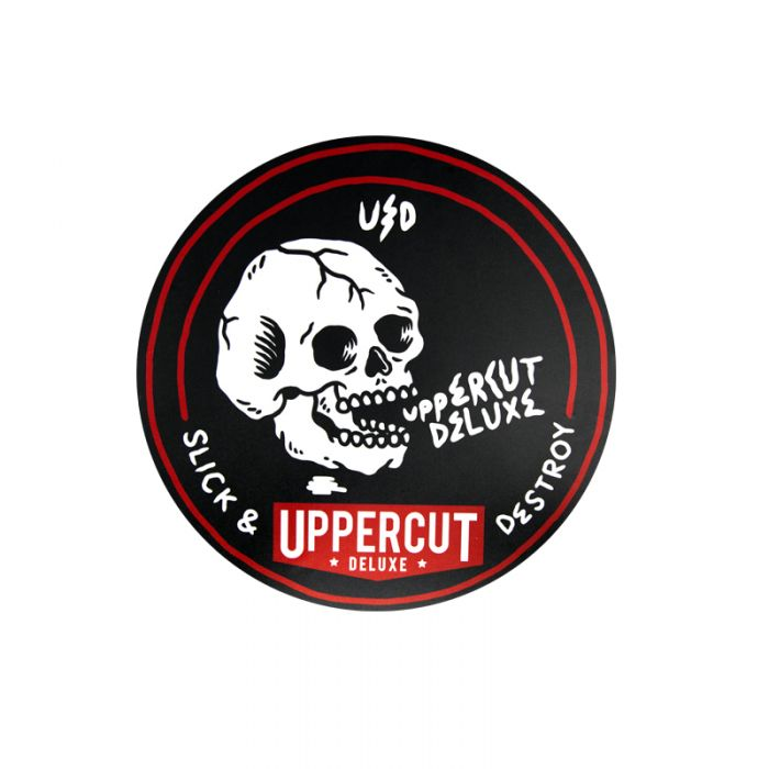 Uppercut Deluxe Talking Head Floor Sticker