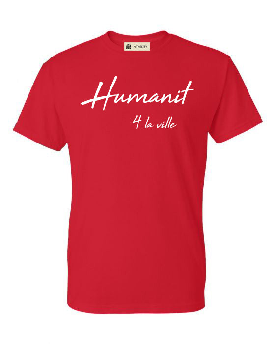 "4TC France ""Humanity"" T-shirt"