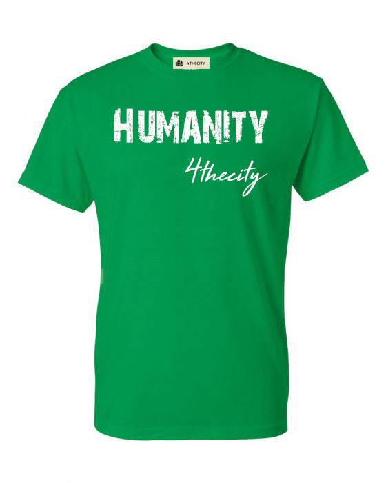 "4TC Nigeria ""Humanity"" T-shirt"