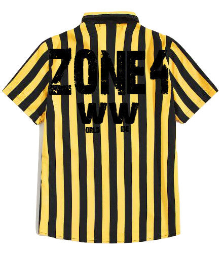 "4TC Black & Yellow ""Zone4"" Shirt"