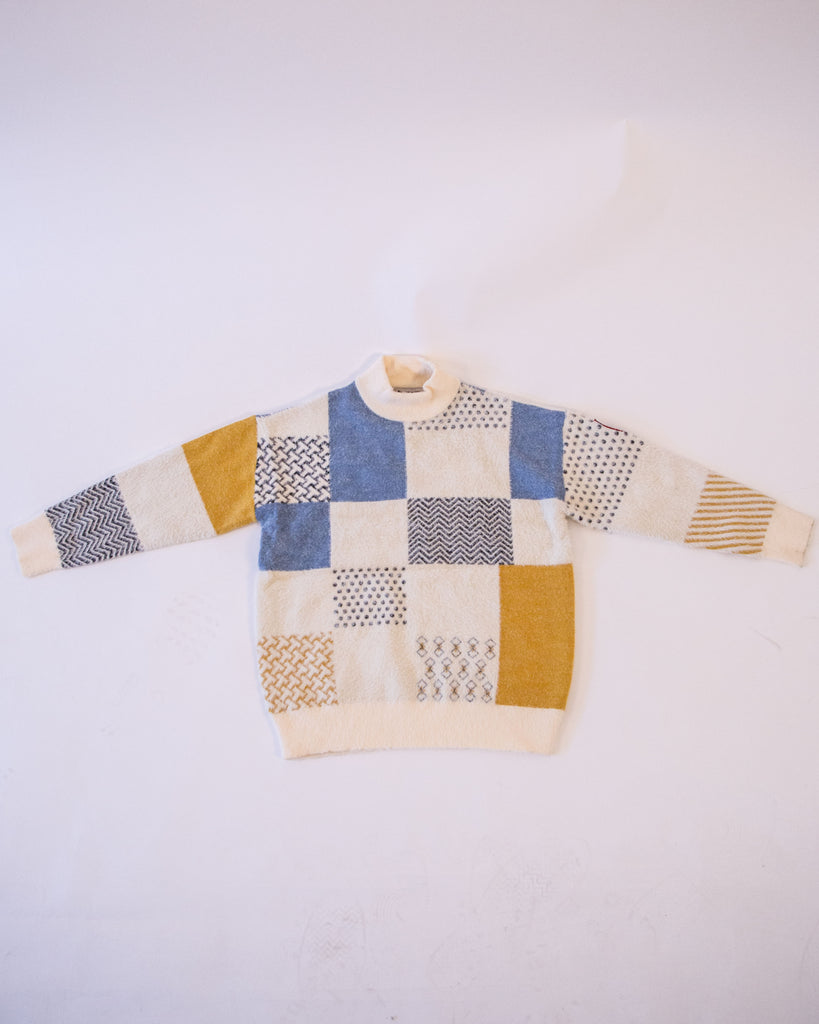 4TC Knit Pullover sweater
