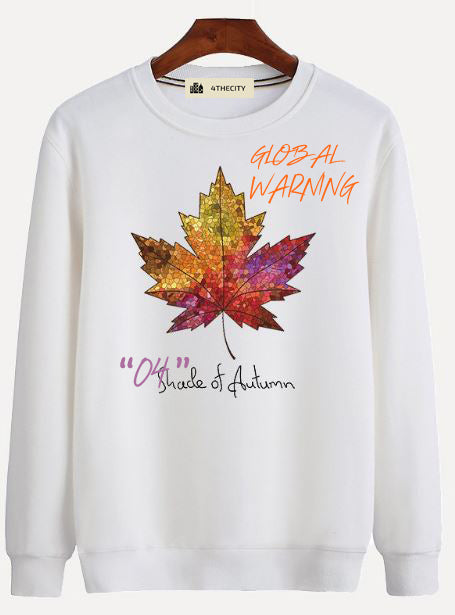 "4TC ""Shades of Autumn"" Long Sleeve Shirt"