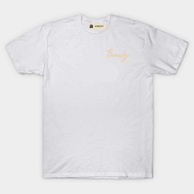 4TC White & gold 1YEAR Ceremony T-Shirt