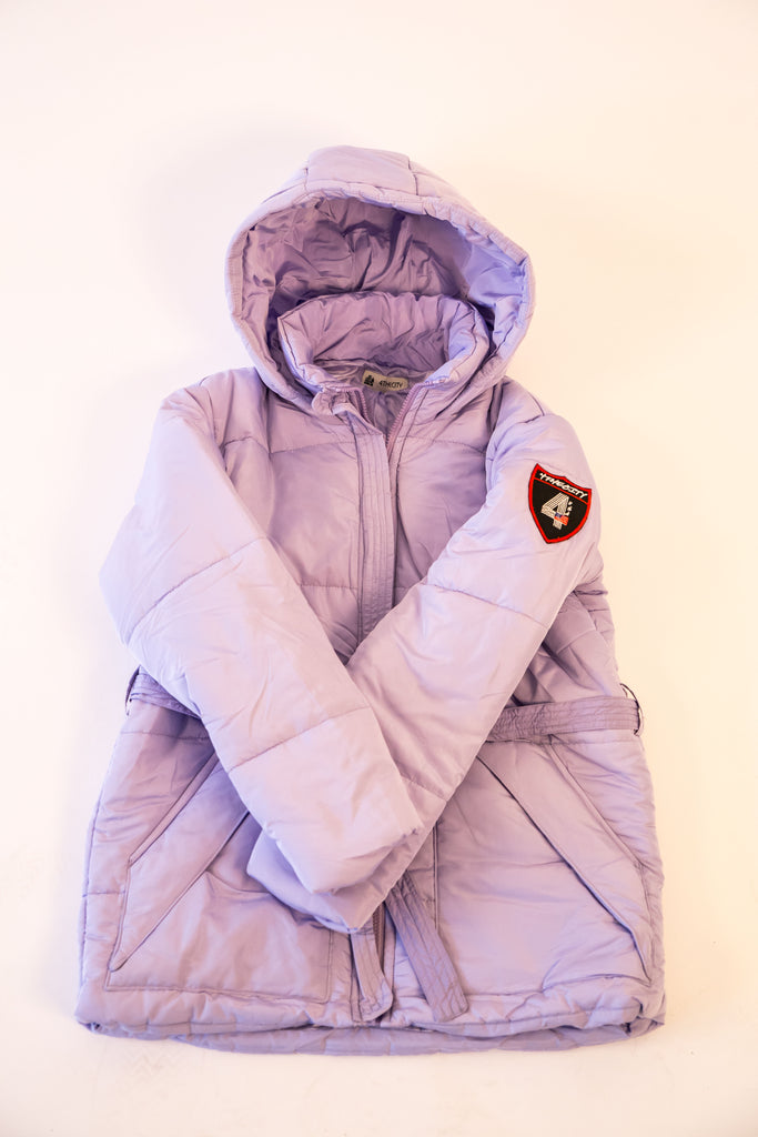 "4TC Purple Haze ""Puffer Jacket"""