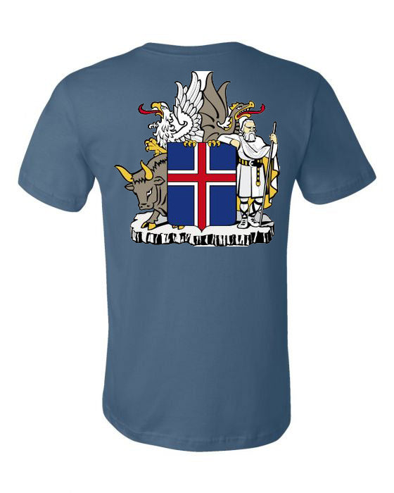 "4TC Iceland ""Humanity"" T-Shirt"
