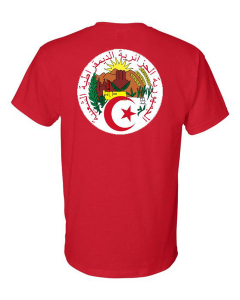 "4TC Algeria ""Humanity"" T-Shirt"