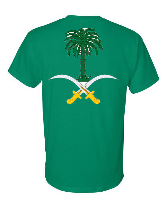 "4TC Saudi Arabia ""Humanity"" T-Shirt"